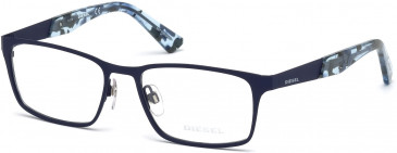 Diesel DL5234 glasses in Matte Black