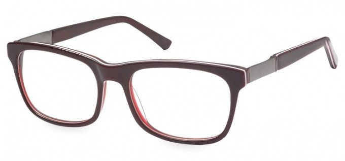 SFE-8147 in Red/clear red