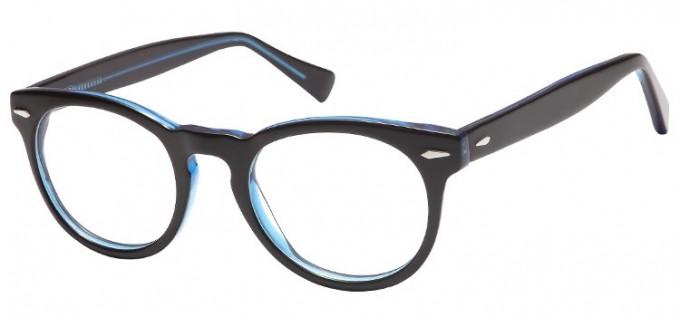 SFE-8155 in Black/clear blue
