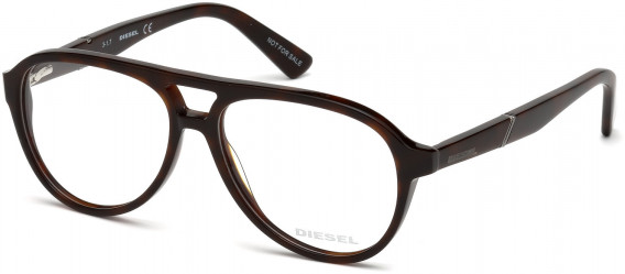 Diesel DL5255 glasses in Dark Havana