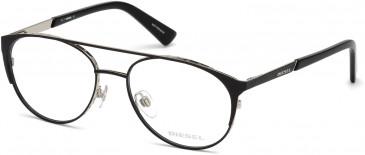 Diesel DL5259 glasses in Black/Other