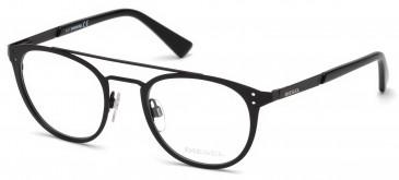 Diesel DL5274 glasses in Black/Other