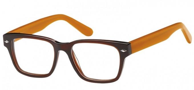 SFE-8175 in Clear brown/orange
