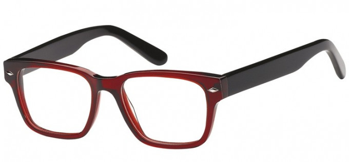SFE-8175 in Clear red/black