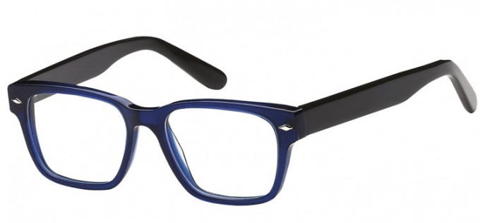 SFE-8175 in Clear blue/black