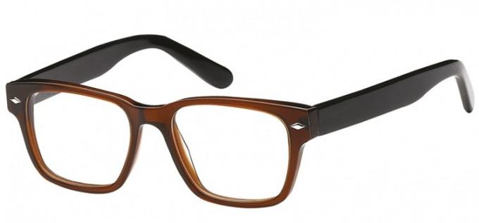 SFE-8175 in Clear brown/black