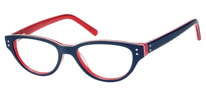 SFE-8178 in Blue/clear red