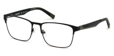 Timberland TB1575-53-53 glasses in Matte Black