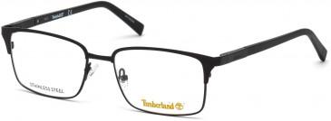 Timberland TB1604-55 glasses in Matte Black
