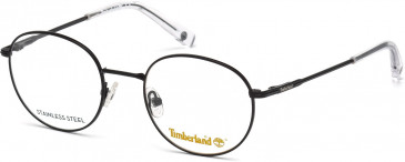 Timberland TB1606-48-48 glasses in Matte Black