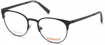 Timberland TB1613 glasses in Matte Black