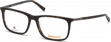 Timberland TB1619-56-56 glasses in Dark Havana
