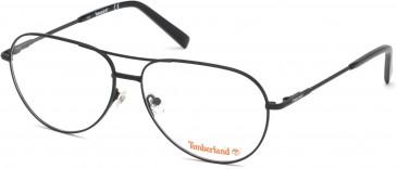 Timberland TB1630-59 glasses in Matte Black