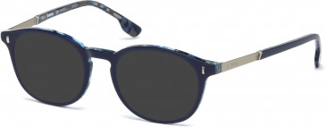 Diesel DL5184 sunglasses in Blue/Other