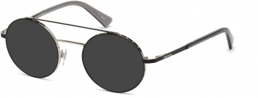 Diesel DL5272 sunglasses in Black/Other