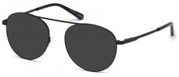 Gant GA3172 sunglasses in Matte Black