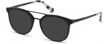 Guess GU1964-50 sunglasses in Black/Other