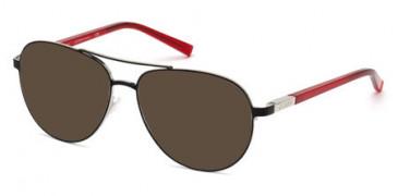 Guess GU3029-53-53 sunglasses in Black/Other