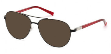 Guess GU3029-55 sunglasses in Black/Other