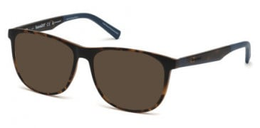Timberland TB1576-54-54 sunglasses in Dark Havana