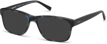 Timberland TB1591 sunglasses in Coloured Havana