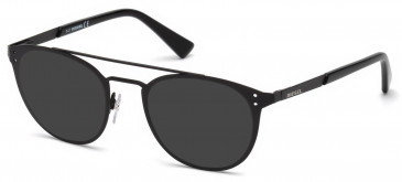Diesel DL5274 sunglasses in Black/Other