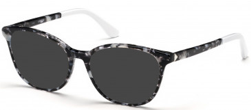 Guess GU2698 sunglasses in Black/Other