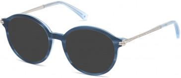 Swarovski SK5315 sunglasses in Blue/Other