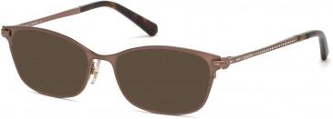 Swarovski SK5318 sunglasses in Bronze/Other