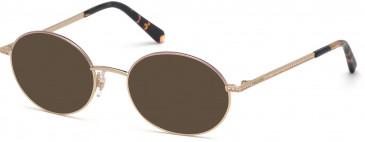 Swarovski SK5335 sunglasses in Gold