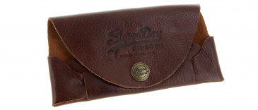 Superdry Pouch Case in Brown