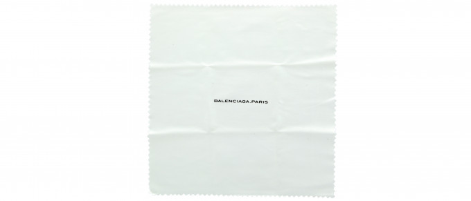 Balenciaga Cloth in White