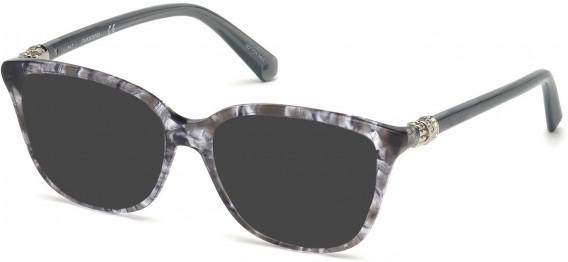 Swarovski SK5242-52 sunglasses in Grey/Other