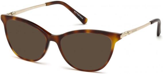 Swarovski SK5249-H sunglasses in Dark Havana
