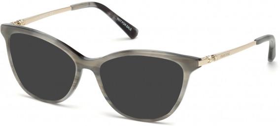 Swarovski SK5249-H sunglasses in Grey/Other