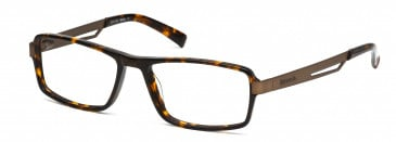 Bench 266 glasses in Brown (BCH266-C2)