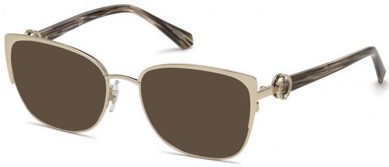 Swarovski SK5256-53 sunglasses in Shiny Rose Gold