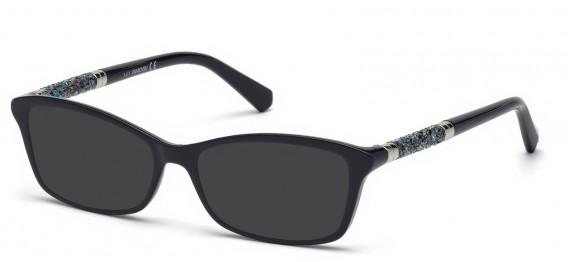 Swarovski SK5257 sunglasses in Shiny Violet