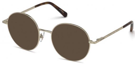 Swarovski SK5259 sunglasses in Gold