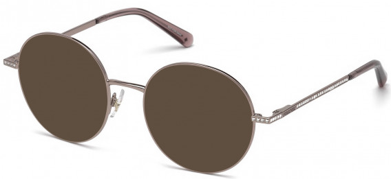Swarovski SK5259 sunglasses in Shiny Pink