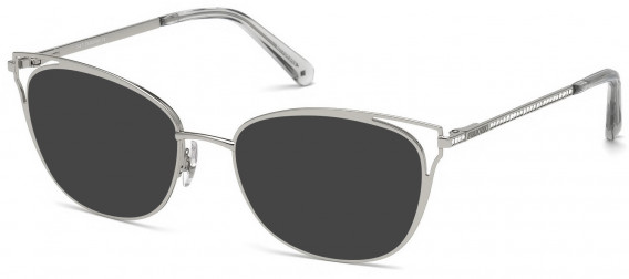 Swarovski SK5260-54 sunglasses in Shiny Palladium