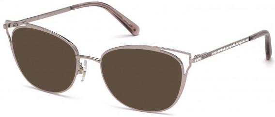 Swarovski SK5260-54 sunglasses in Shiny Pink