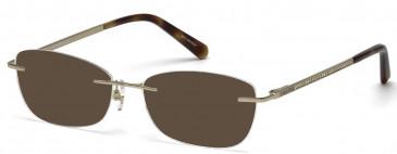 Swarovski SK5262 sunglasses in Gold