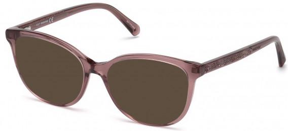 Swarovski SK5264-52-52 sunglasses in Shiny Pink