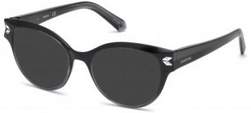 Swarovski SK5266 sunglasses in Grey/Other