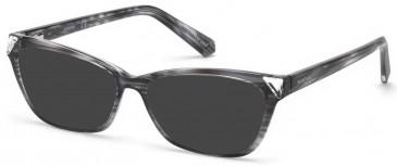 Swarovski SK5269 sunglasses in Grey/Other