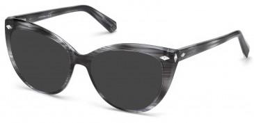 Swarovski SK5270 sunglasses in Grey/Other