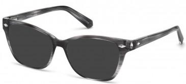 Swarovski SK5271 sunglasses in Grey/Other