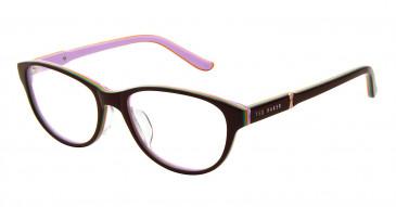 Ted Baker TB9076 glasses in Burgundy
