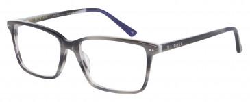Ted Baker Glasses TB8121 in Grey Horn